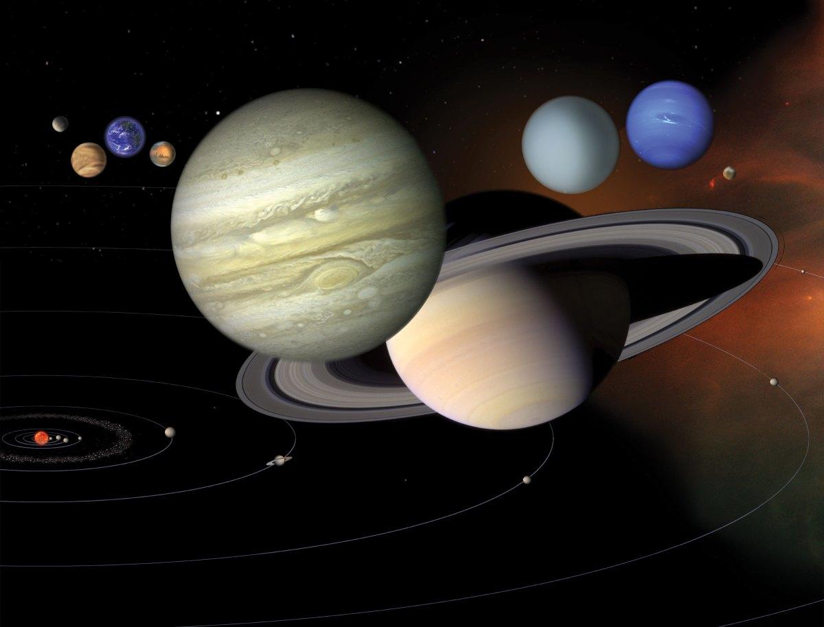 ¿Cómo se calcula la masa de los planetas?